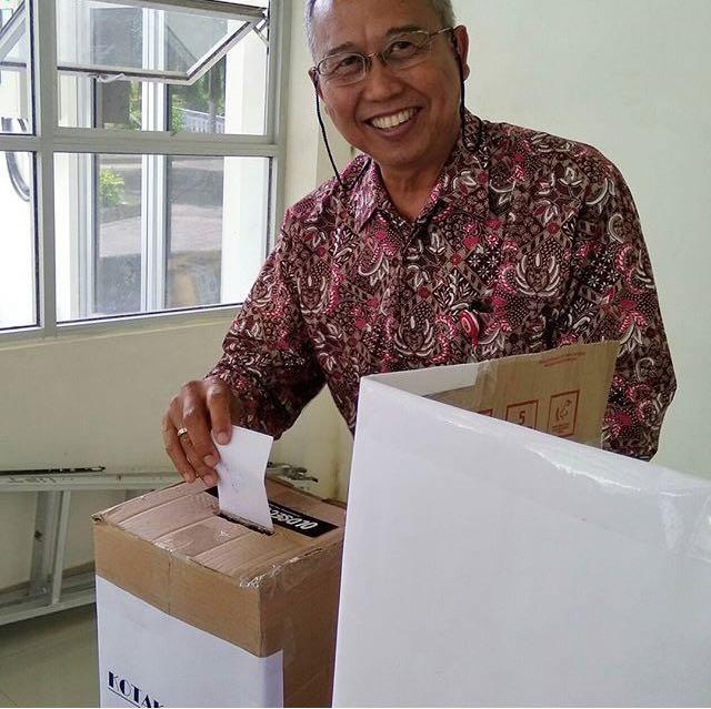 ketuastiebbank di pemilu BEM
