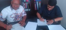 Penandatanganan Nota Kesepahaman Antara STIEBBANK Dengan PT. Osman Wiraniaga Nusantara Tentang Literasi Keuangan Untuk Usaha Mikro, Kecil, dan Menengah.