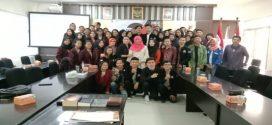 Presiden Mahasiswa dan Pengurus BEM STIEBBANK Periode 2019-2020 Resmi Dilantik
